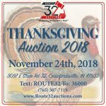 Thanksgiving Auction 2018