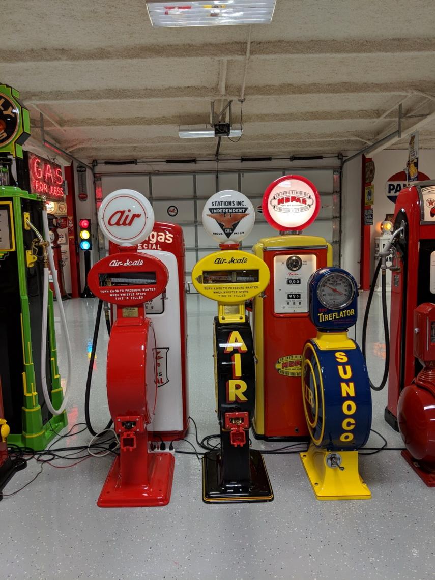 Gas Pumps Restoration | Route 32 Auctions | Restore Vintage