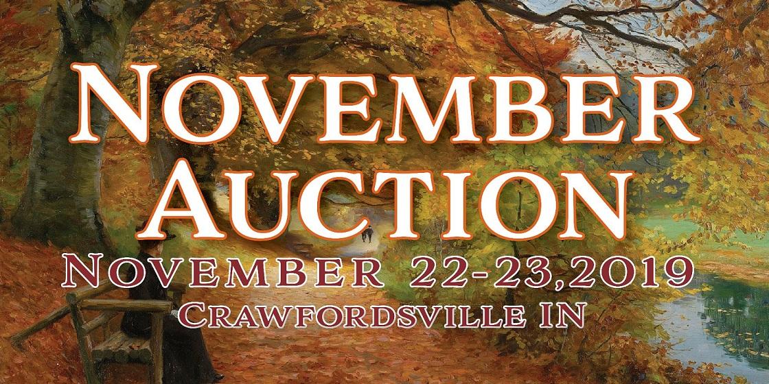 November 2019 Auction