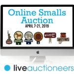 April Online Auction