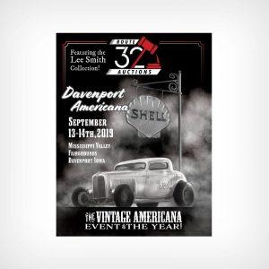 Davenport Americana Catalog (Pre-Order)
