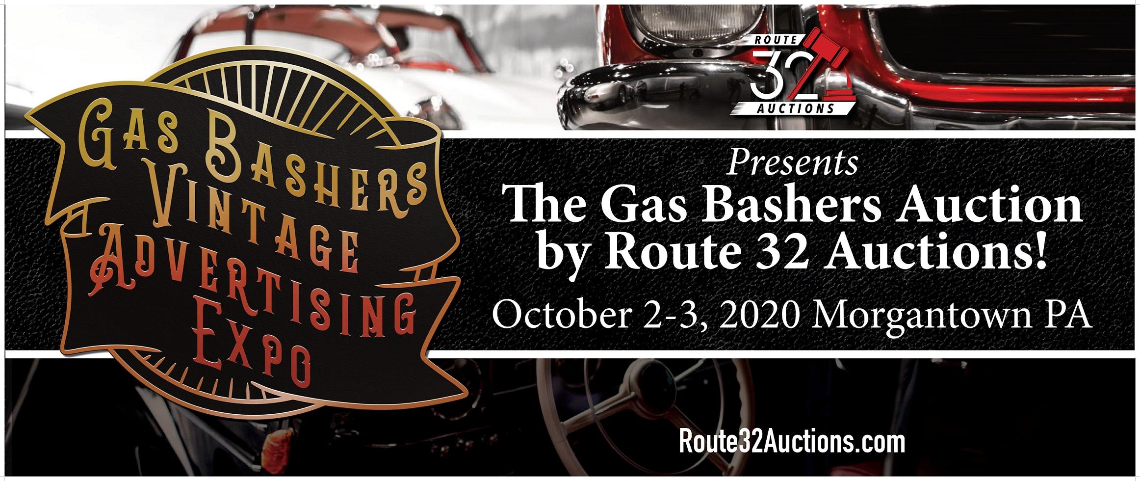Gas Bashers Auction
