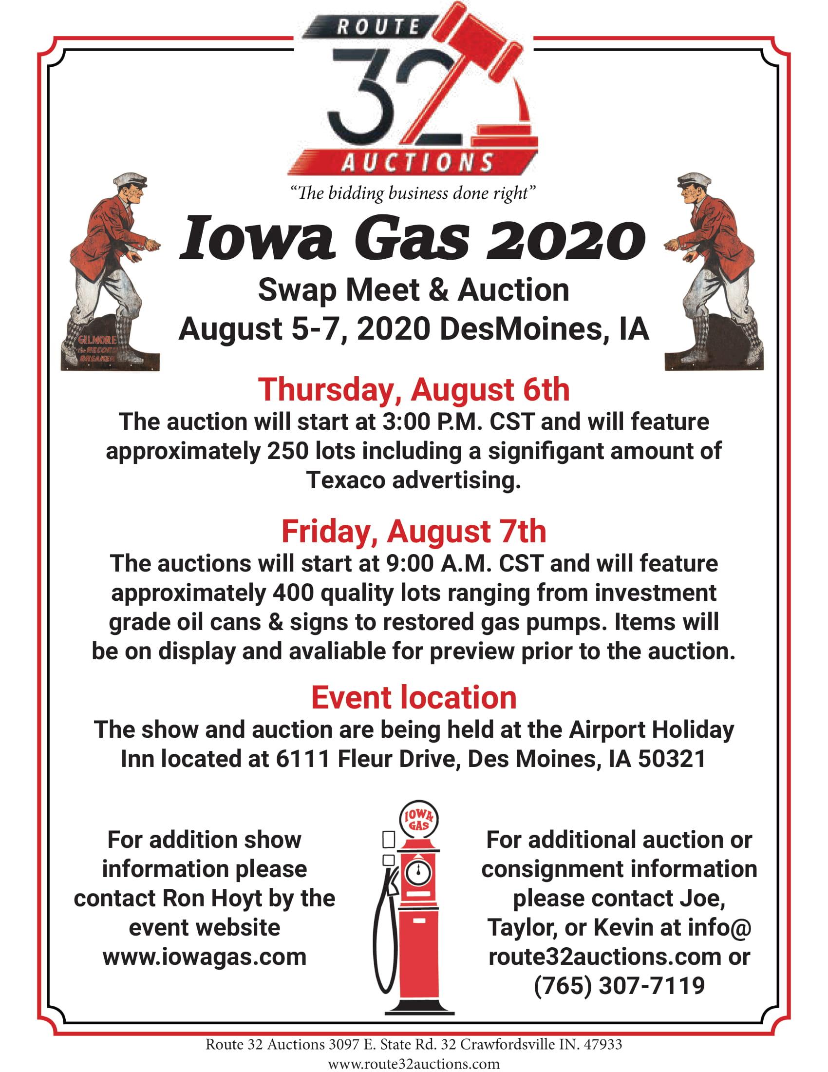 IOWA Gas 2020