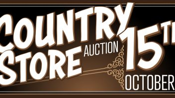 Country Store Auction Information