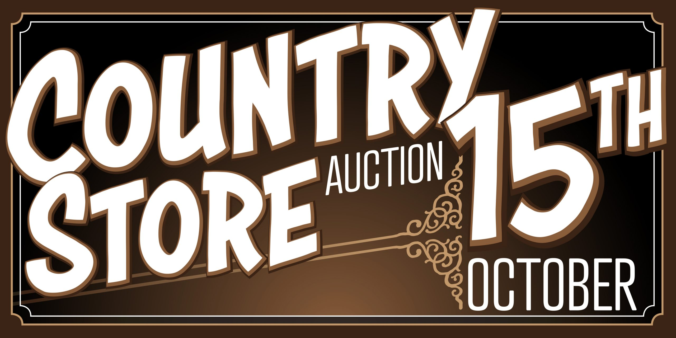 Country Store Auction 2021